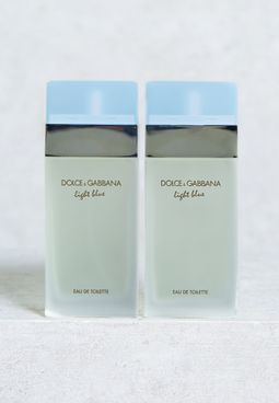 Light Blue Duo 2X50Ml Edt