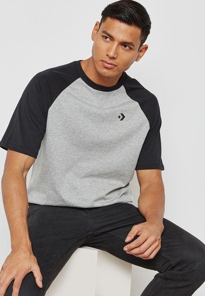 Star Chevron Raglan T-Shirt