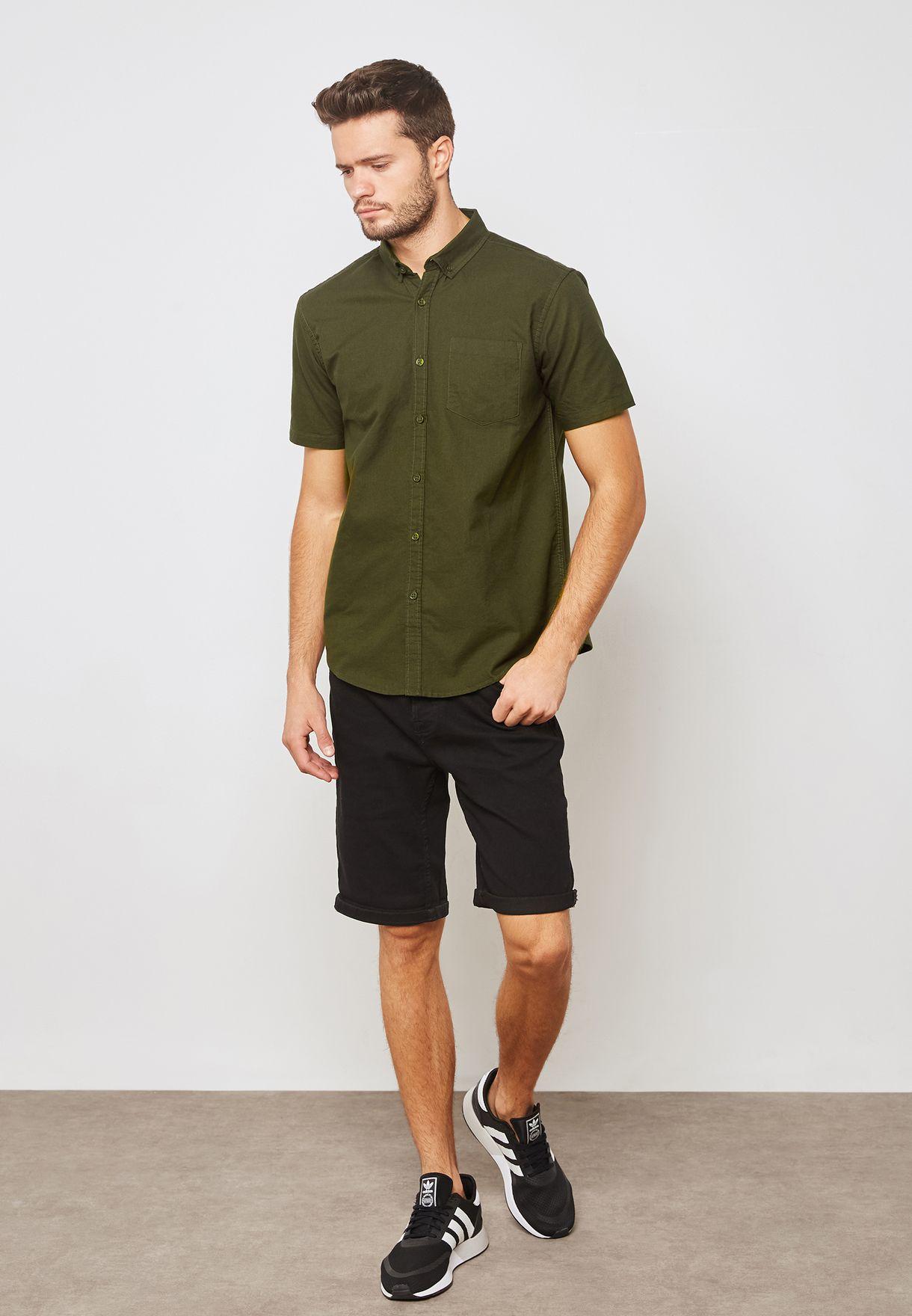 Regular Fit Oxford Shirt
