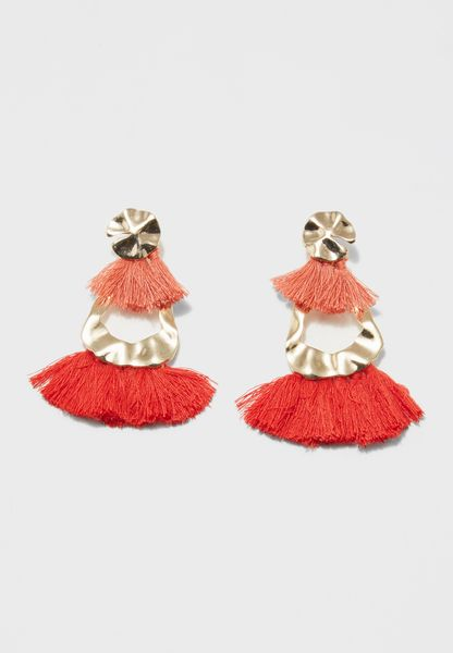 Baloo Tassel Earrings