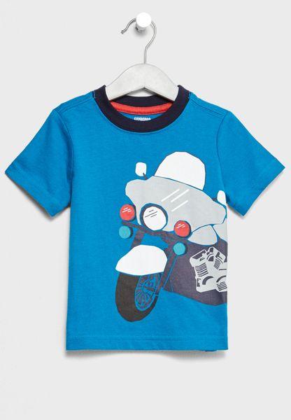 Infant Motorbike T-Shirt