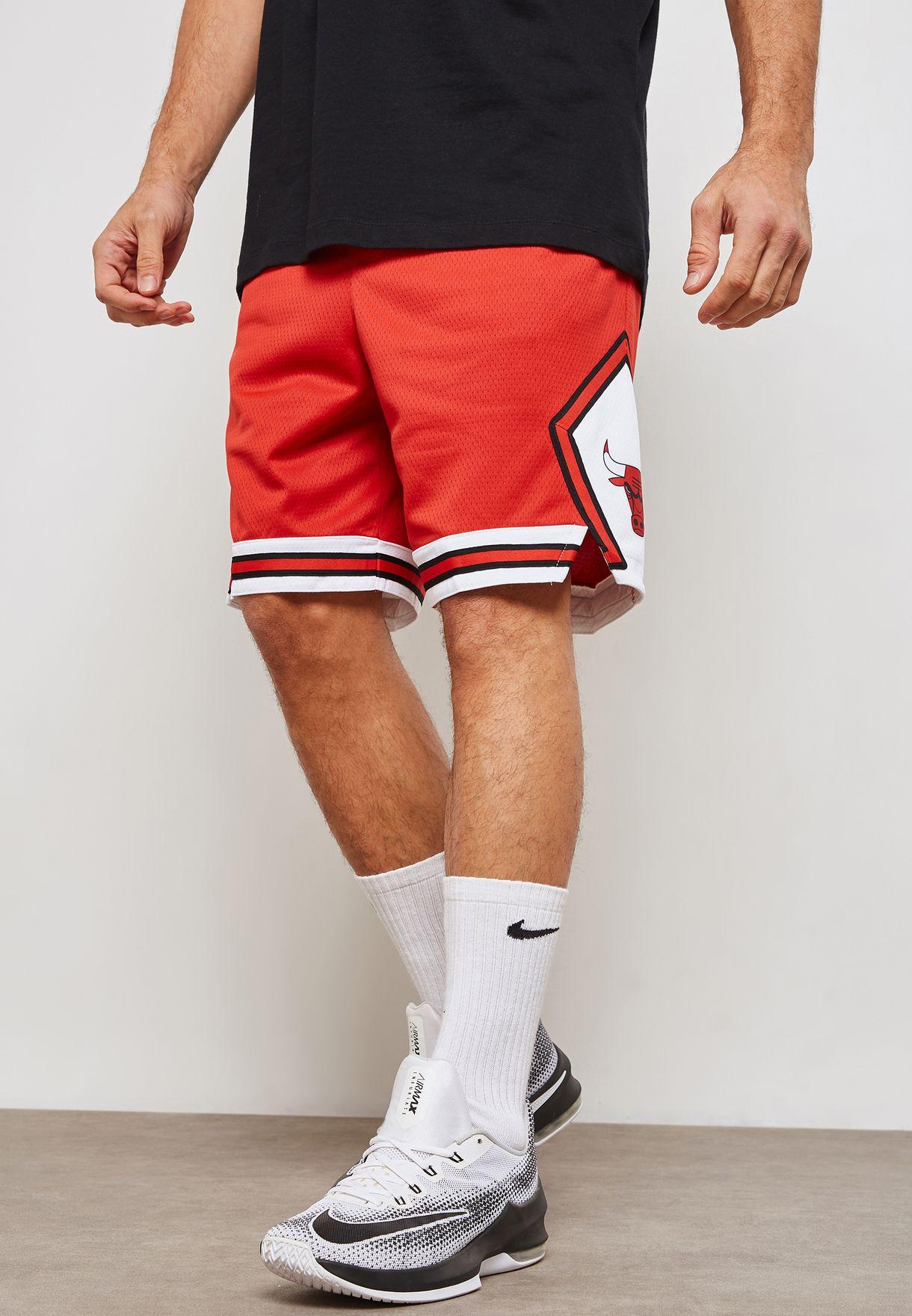 Chicago Bulls Swingman Road Shorts