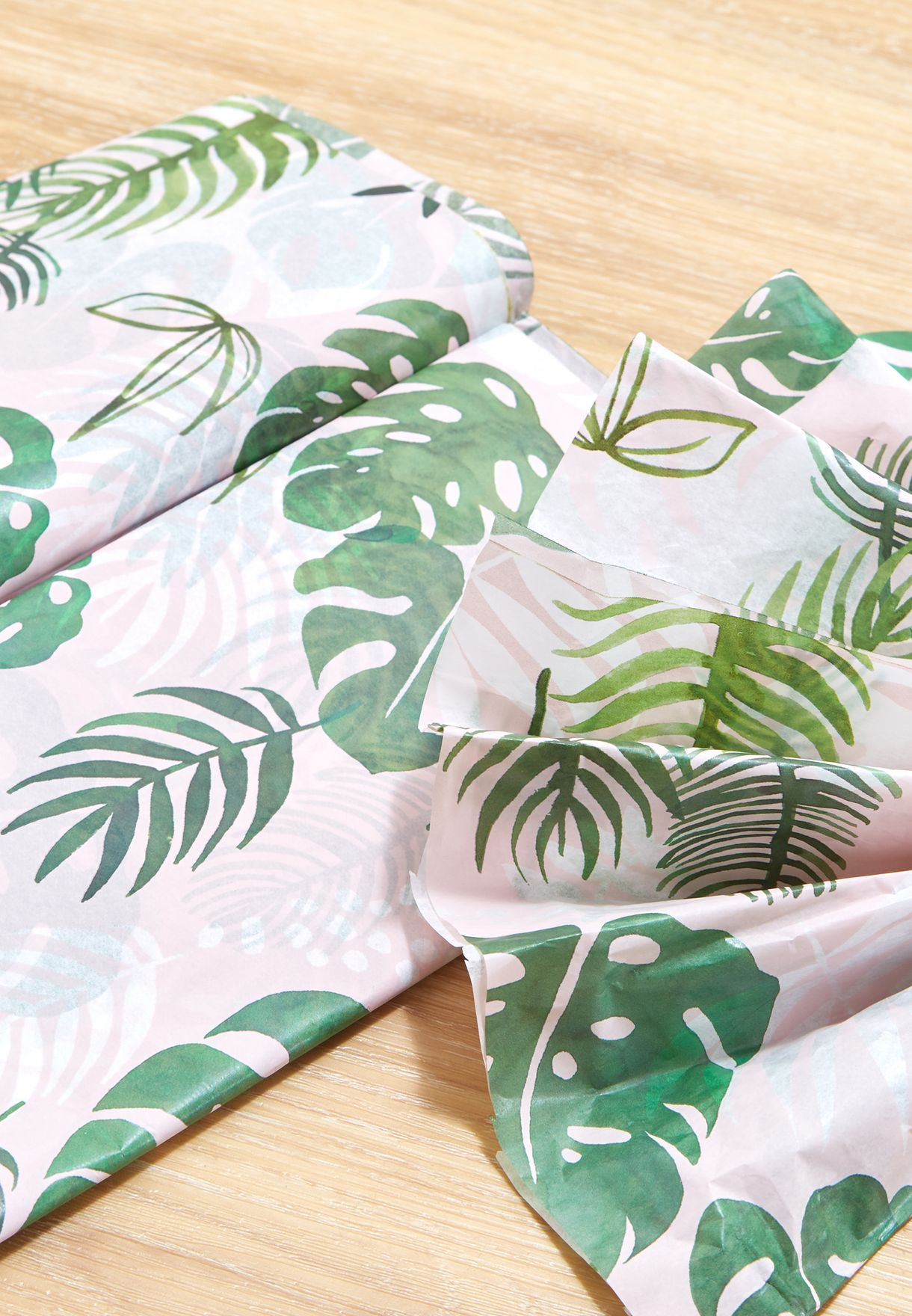 Tropical Palm Tissue Papers