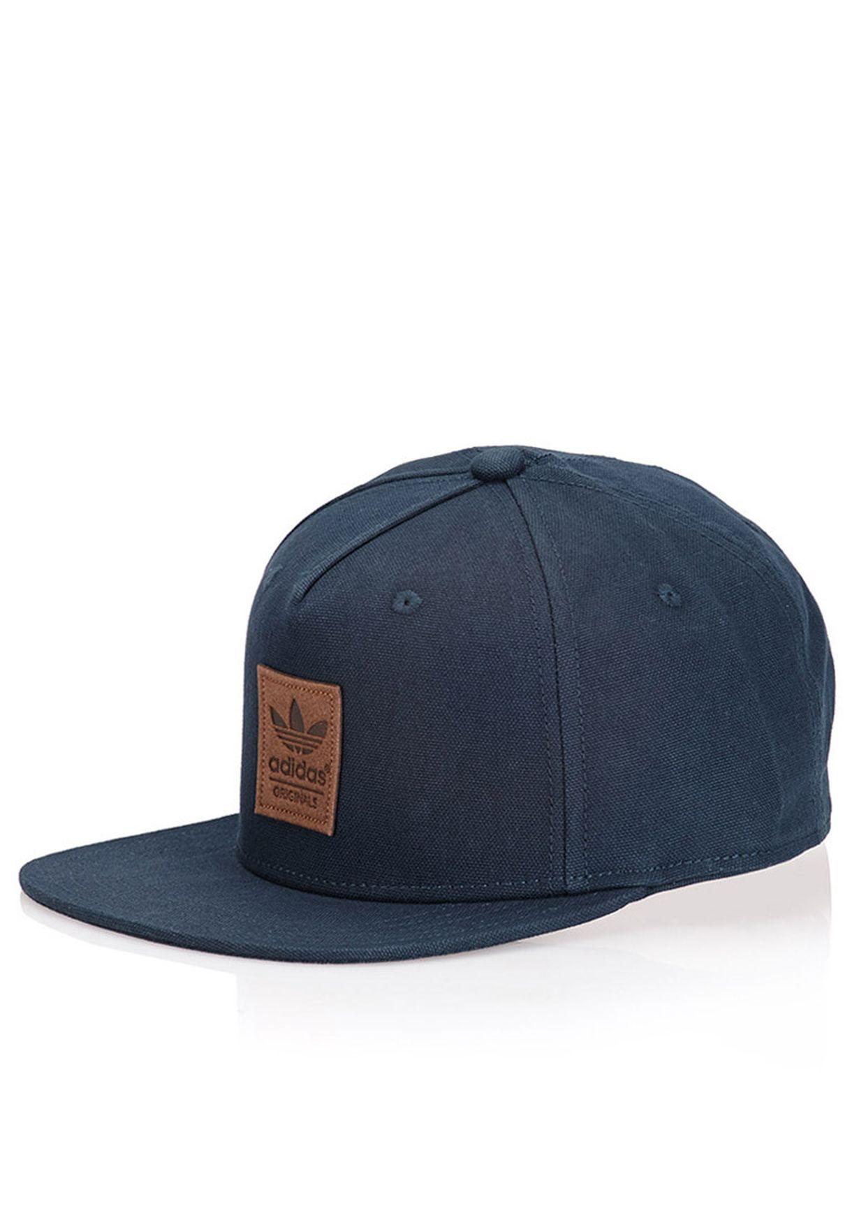 8a156bbd Shop adidas Originals blue Skateboarding Cap for Men in Kuwait ...