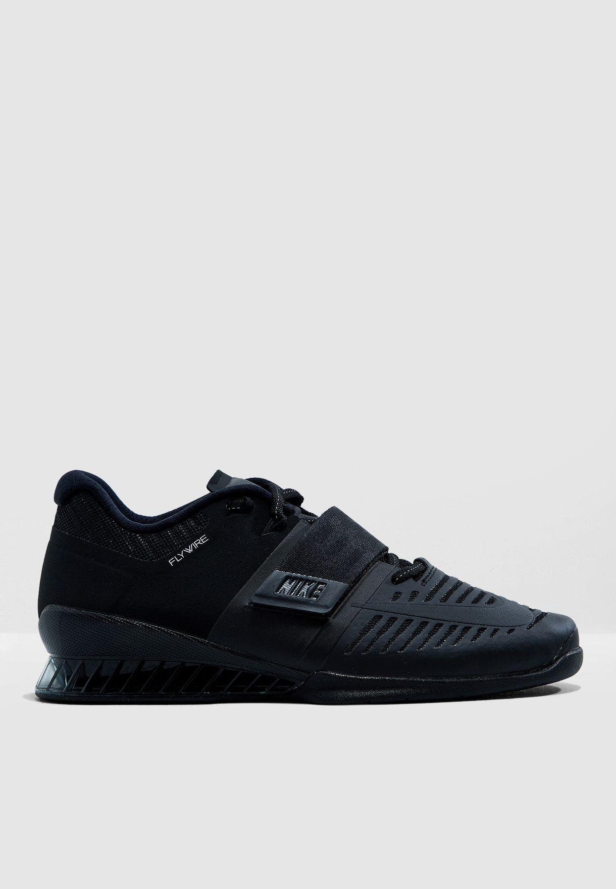 2fcab1f738688 تسوق حذاء روماليوز 3 ماركة نايك لون أسود 852933-004 في السعودية ...