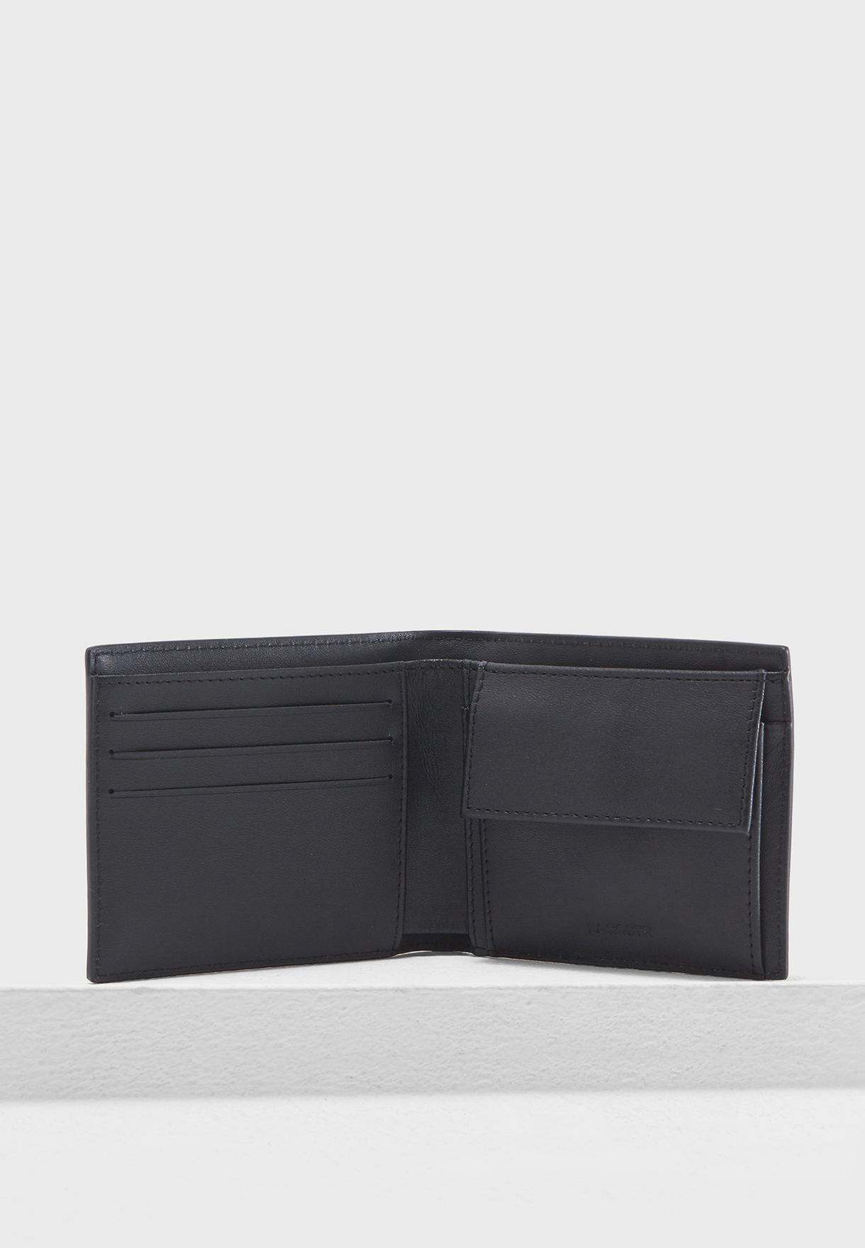 Leather Bifold Pocket Wallet & Cardholder