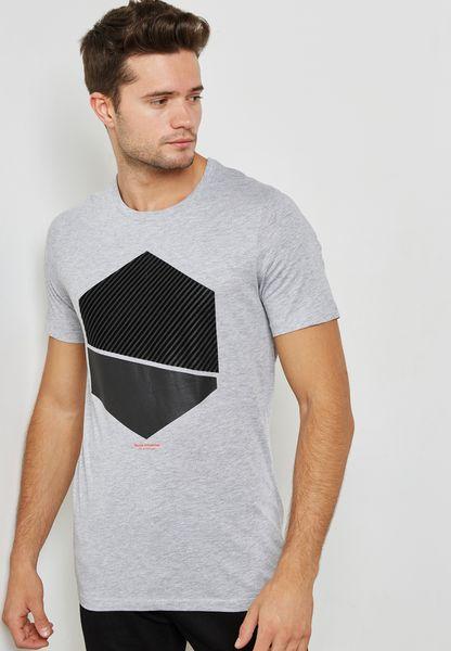 Nolan Printed T-Shirt