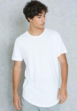 Matt Long Line T-Shirt