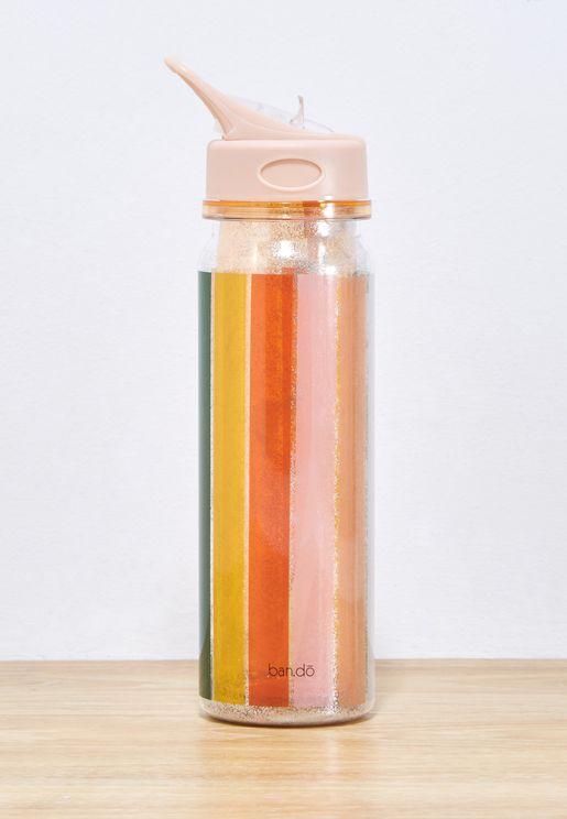 Glitter Water Bottle - 680ml