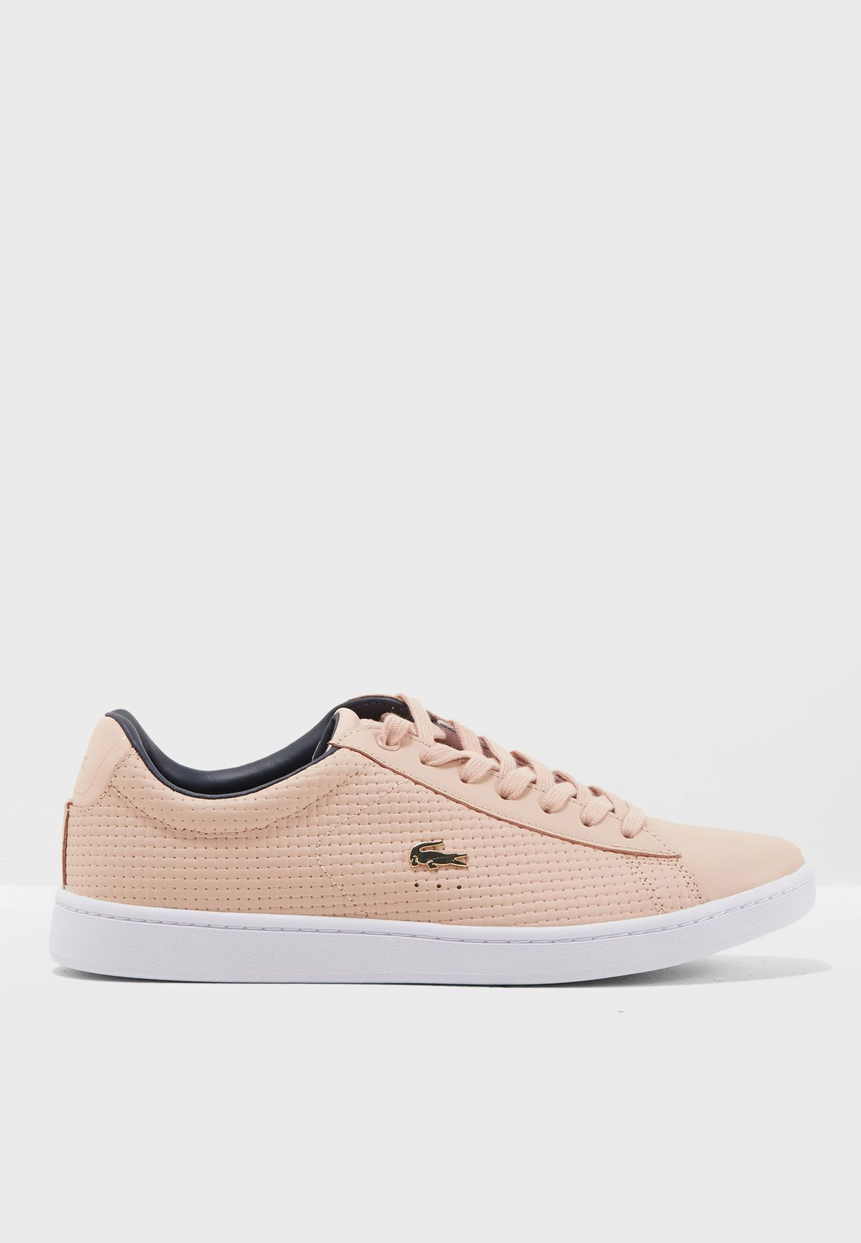 Buy Lacoste pink Carnaby Evo 118 5 for