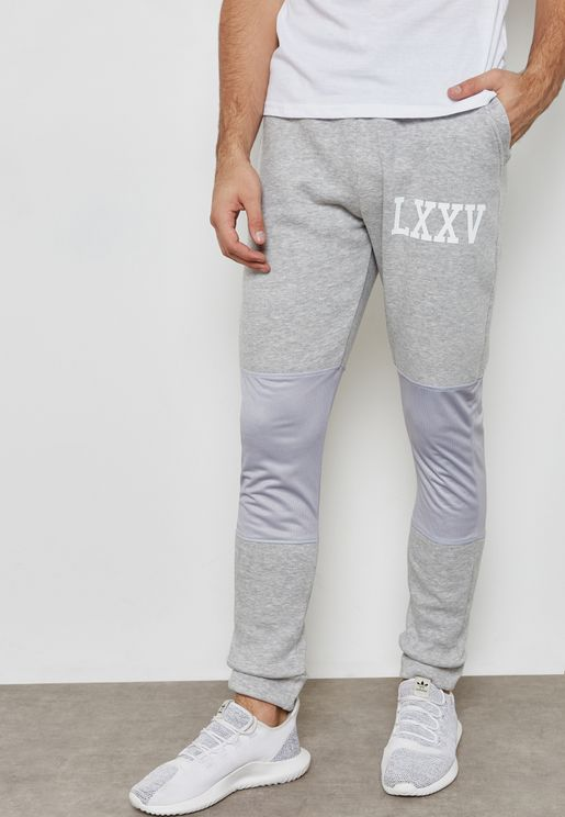 Numeral Sweatpants