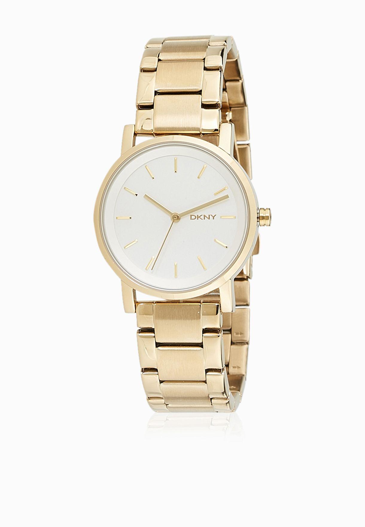 Soho Gold-Tone Watch