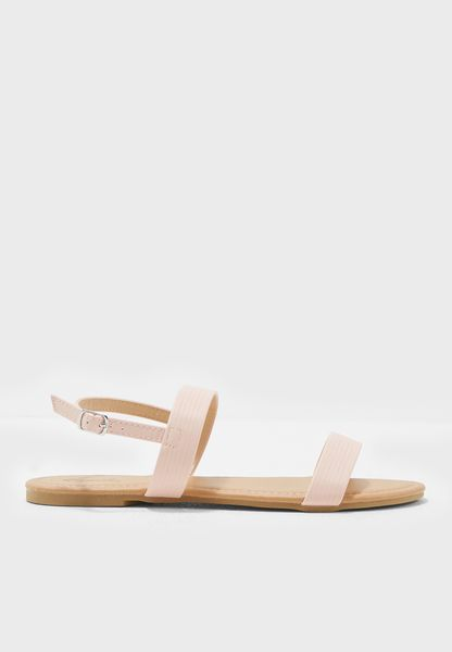 Two Band Casual Sandals