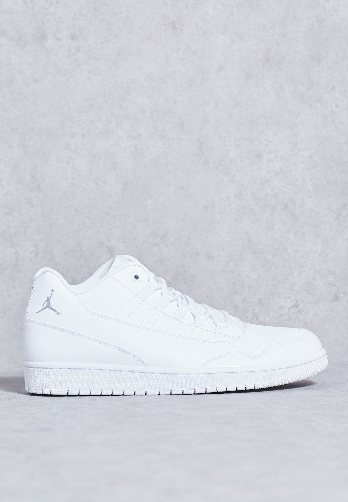 8058202d661 Shop Nike white Jordan Executive Low 833913-100 for Men in Kuwait ...