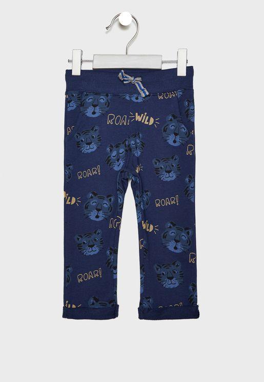 Infant Tiger Pants