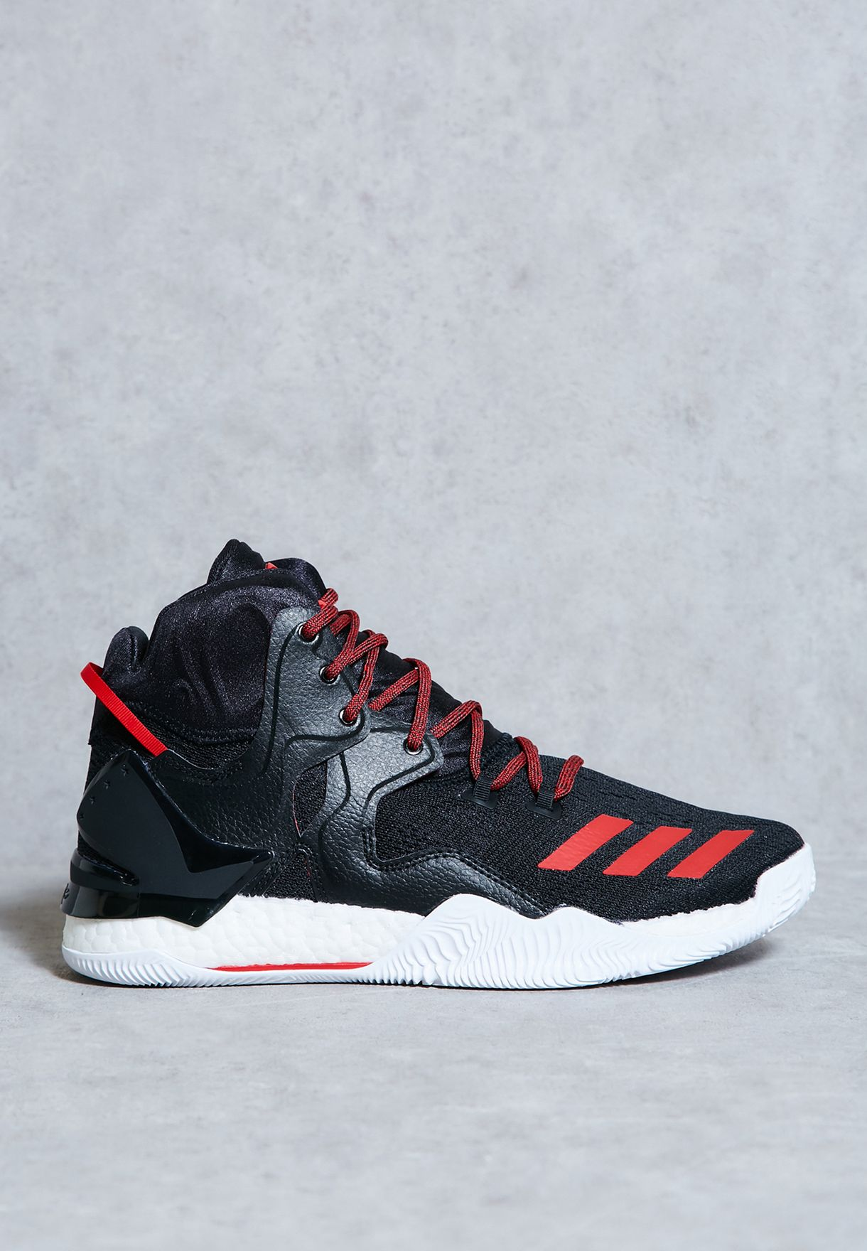 Shop adidas black D Rose 7 B54133 for Men in UAE - AD476SH13ESC 7d27335c5