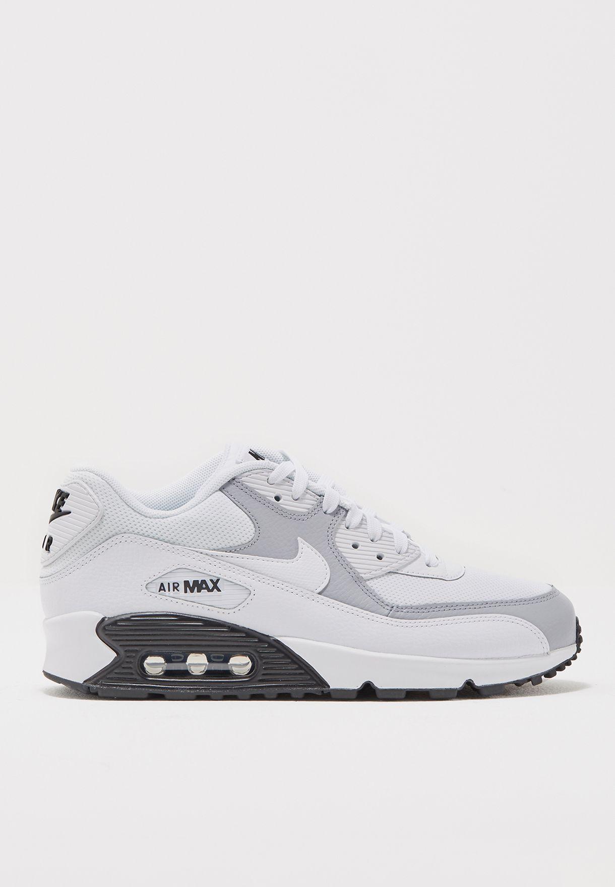 31cce7de8e Shop Nike grey Air Max 90 325213-126 for Women in Qatar - NI727SH13EGK