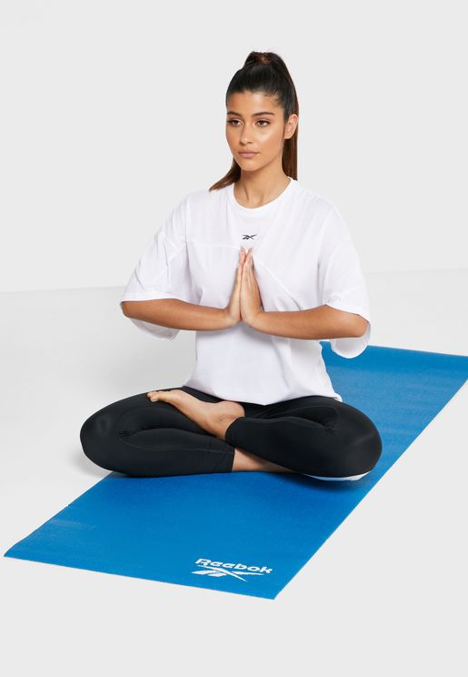 Double Sided Yoga Mat - 6MM