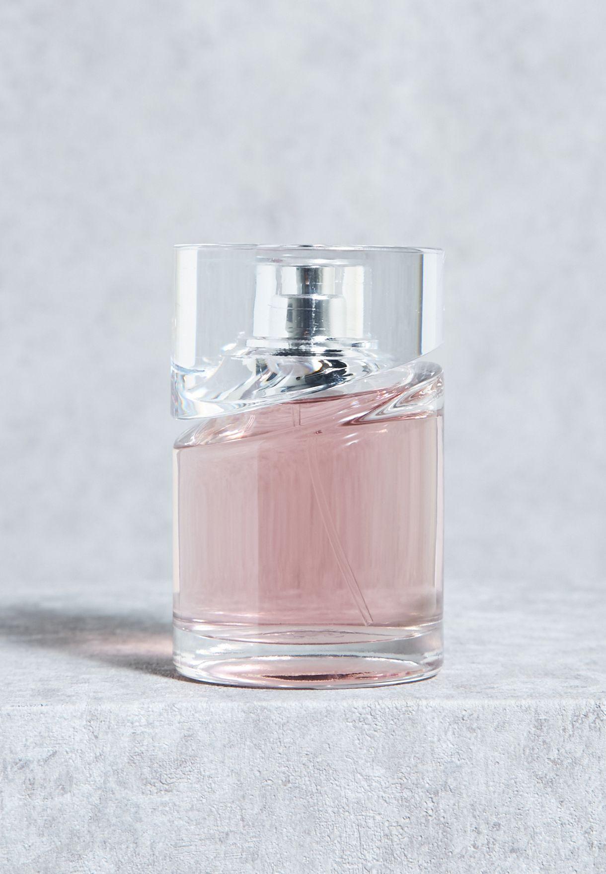 Shop Hugo Boss Pink Femme 75ml Edp 737052041353 For Women In Bahrain