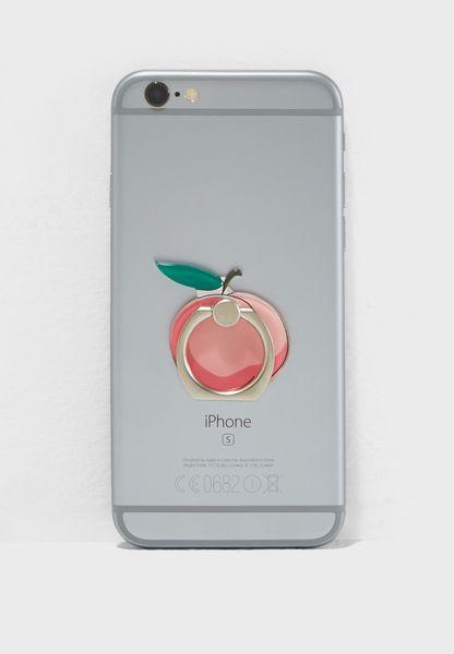 Peach Phone Ring