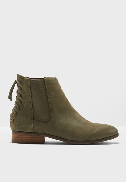 Boudinot Ankle Boots