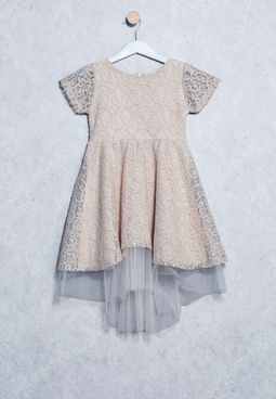 Kids Lace Dress