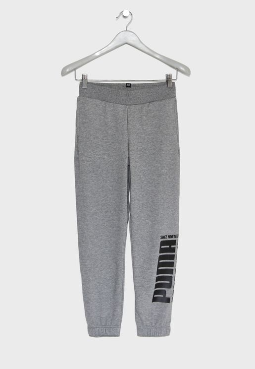 Kids Rebel Bold Sweatpants