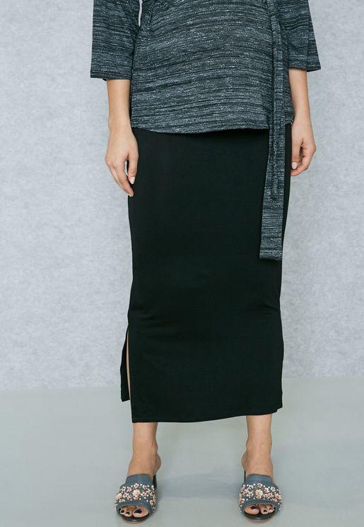 Toggle Waist Skirt
