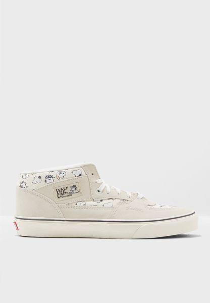 Peanuts Half Cab Sneakers