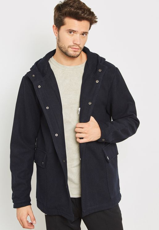 Essential Parka Jacket