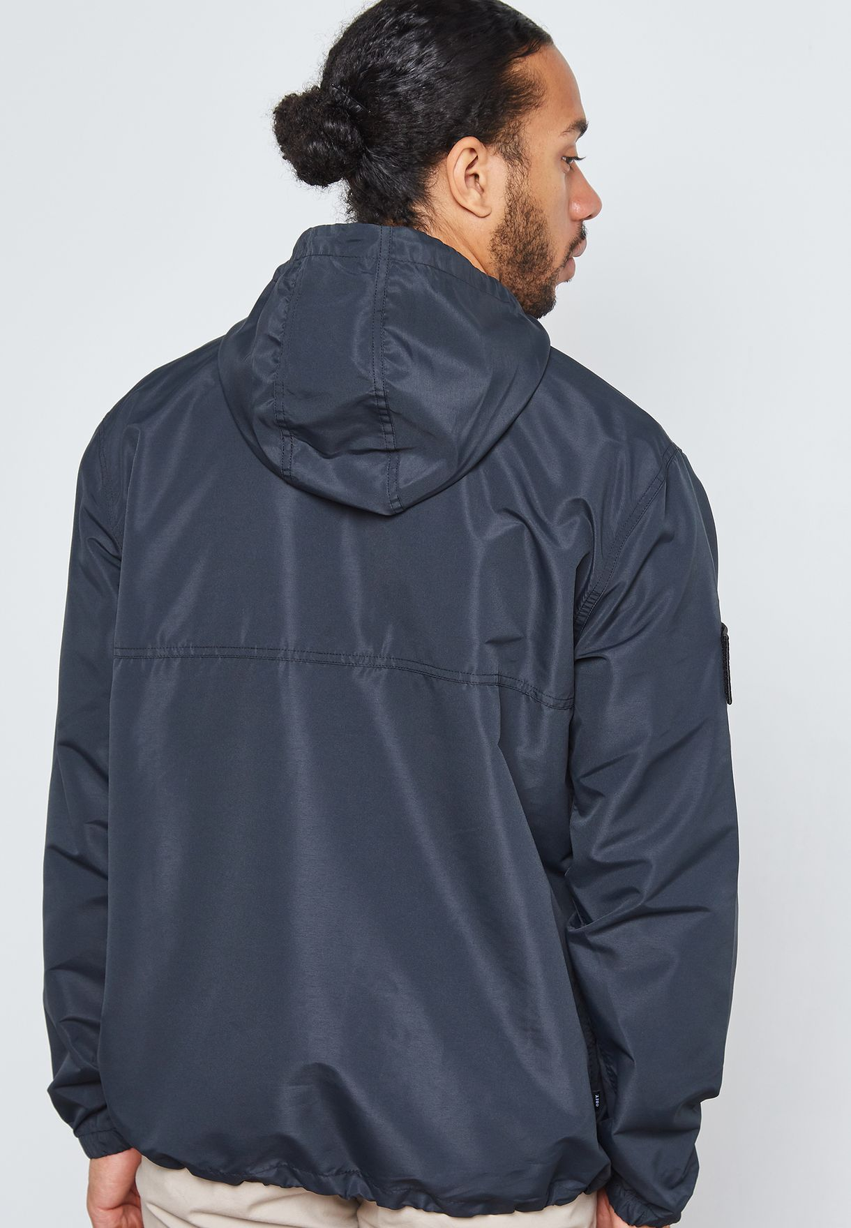 Anorak Hooded Jacket
