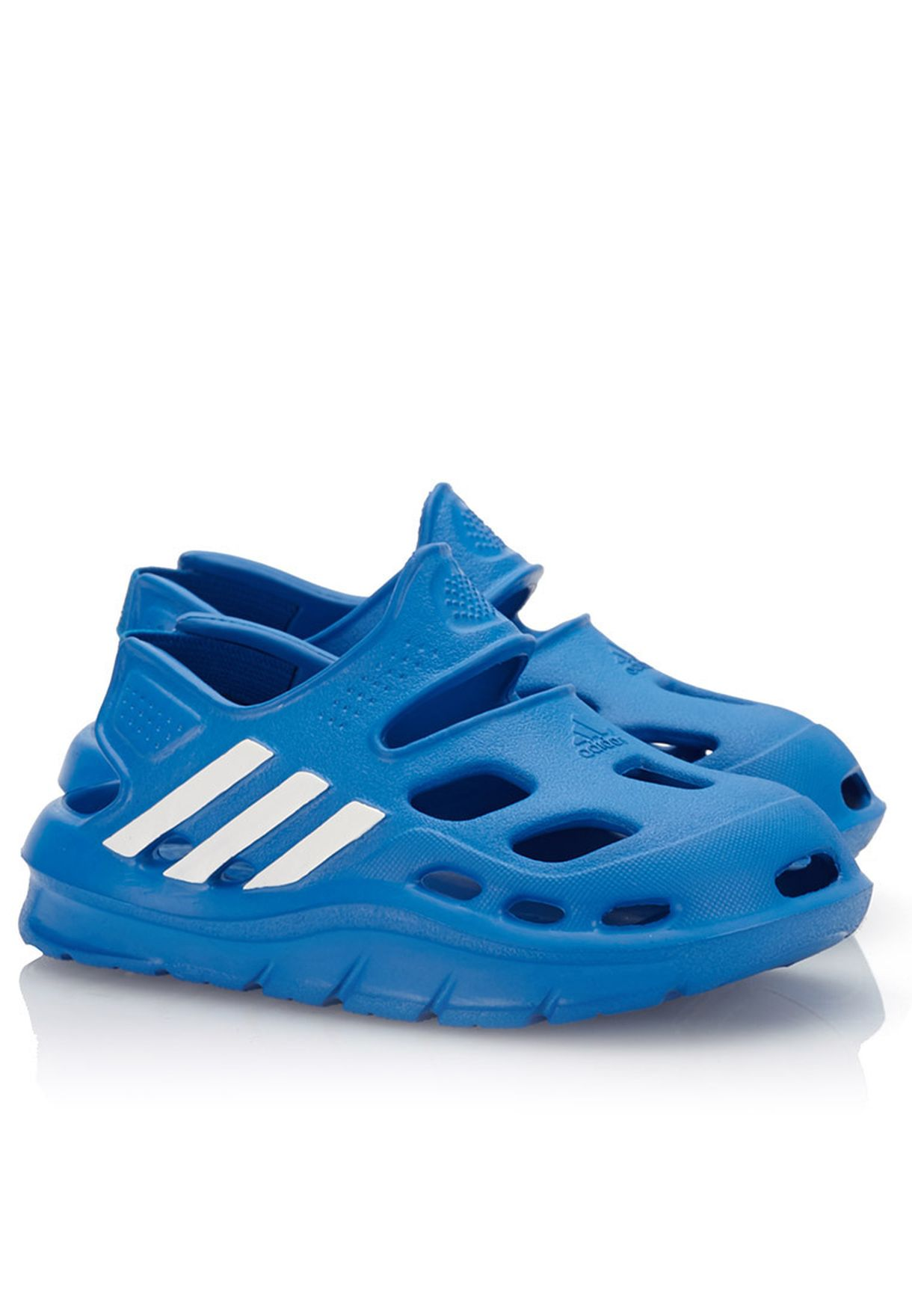 55ac604e2aa5 Shop adidas blue Varisol Sandals D67308 for Kids in Qatar - AD476SH13NHM