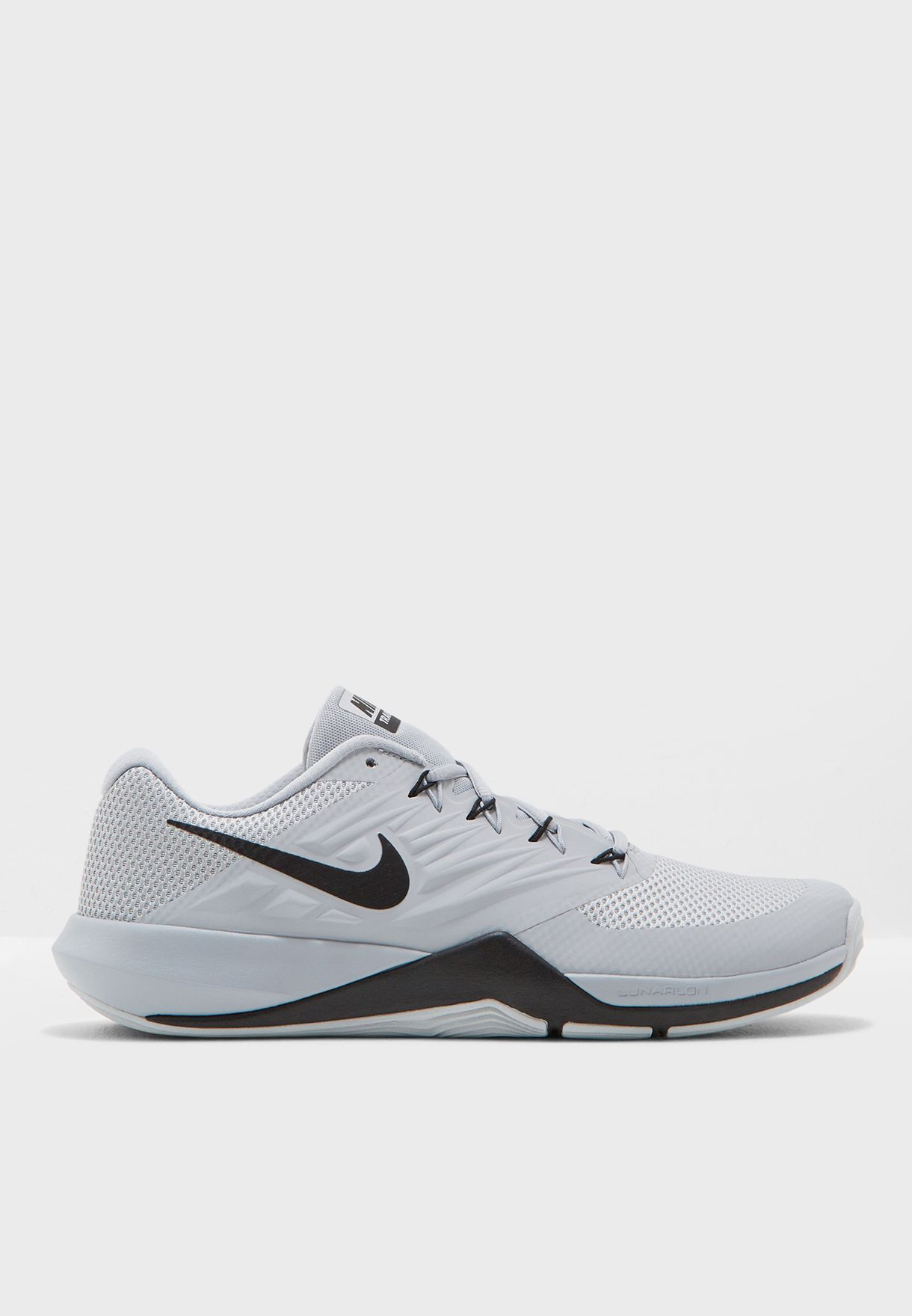 78bc85c8531a2 Shop Nike grey Lunar Prime Iron II 908969-010 for Men in UAE ...