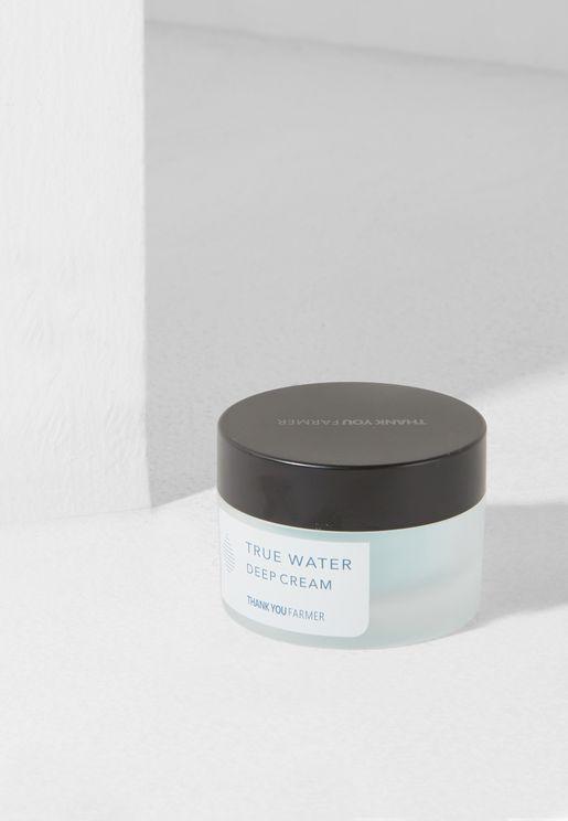 True Water Deep Cream 50m1
