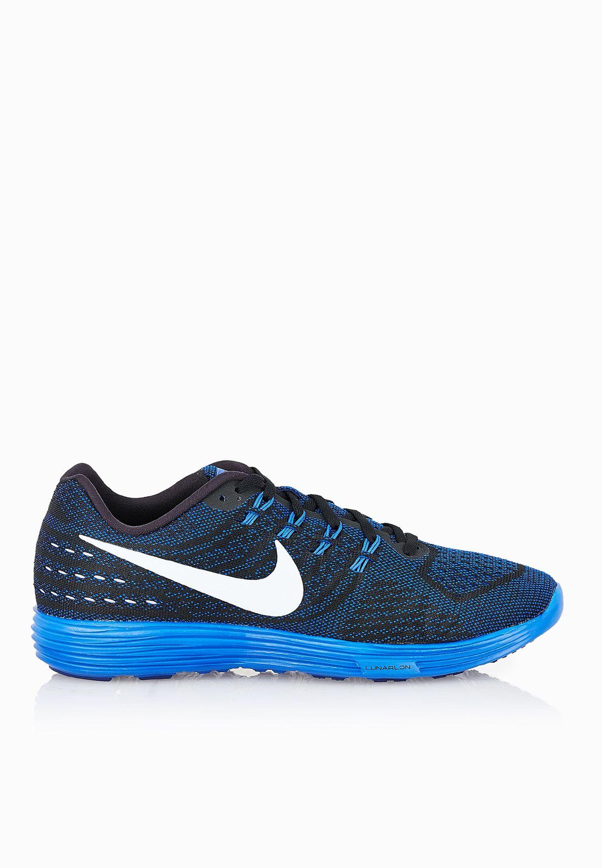 2d230273b9d6 Shop Nike blue Lunartempo 2 818097-400 for Men in Kuwait - NI727SH13AHU