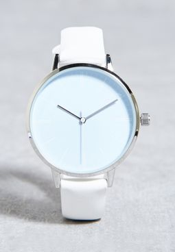 Colour Pop Dial Watch