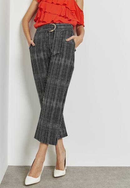 Stripe D- Ring Pants