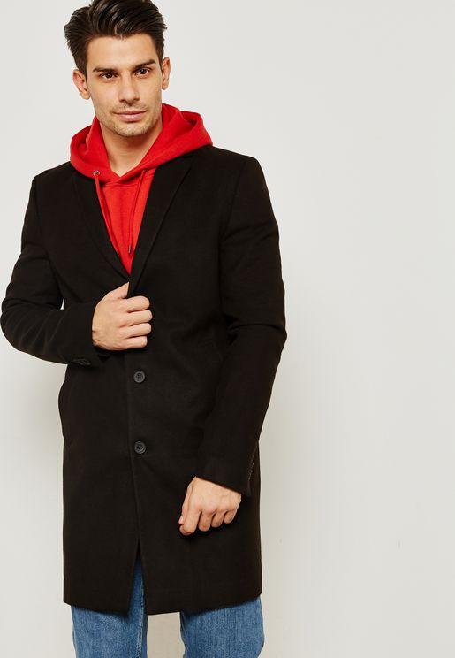 معطف سميك