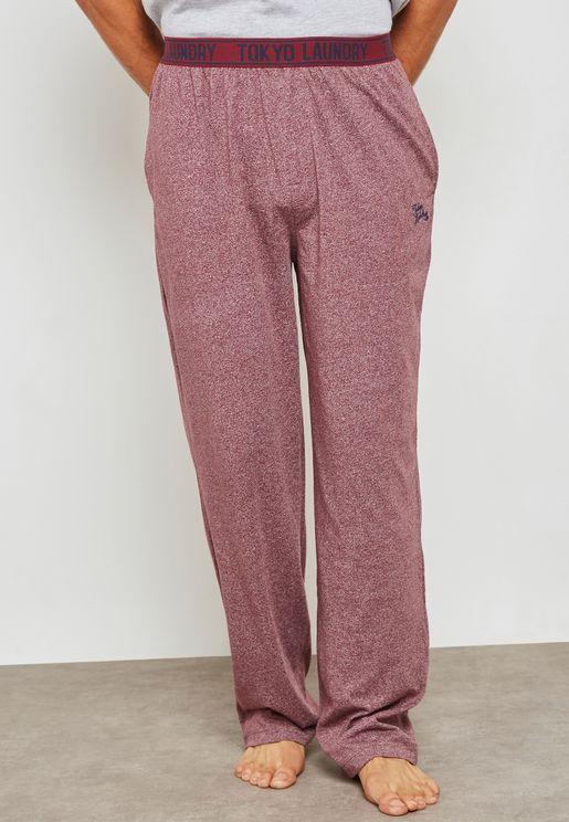 Ruskin Waist Logo  Pyjama
