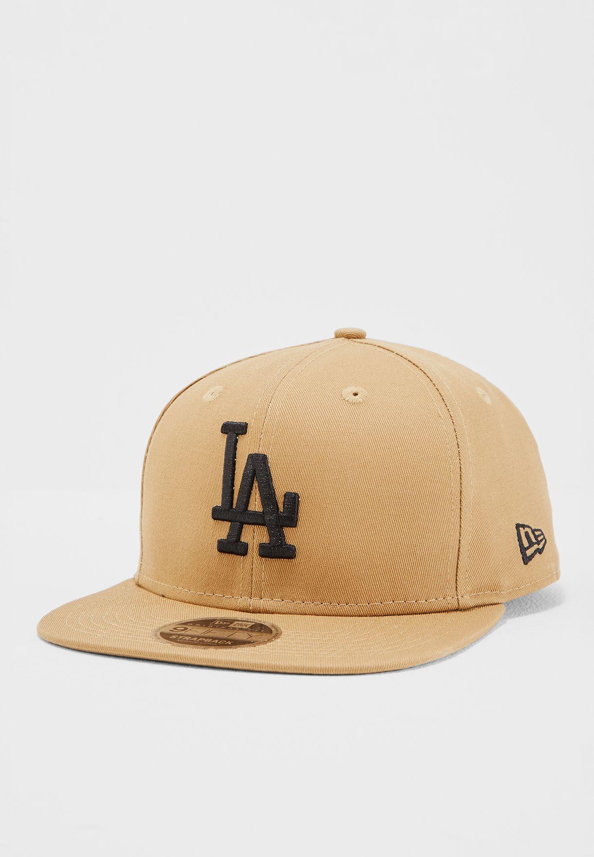 Shop New Era browns 9Fifty Los Angeles Dodgers Cap 80524844 for Men ... fc3f750aff02