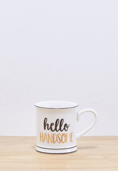 Hello Handsome Mug