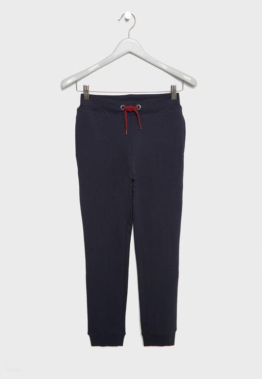 Teen Cuffed Sweatpants