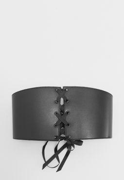 حزام بأربطة
