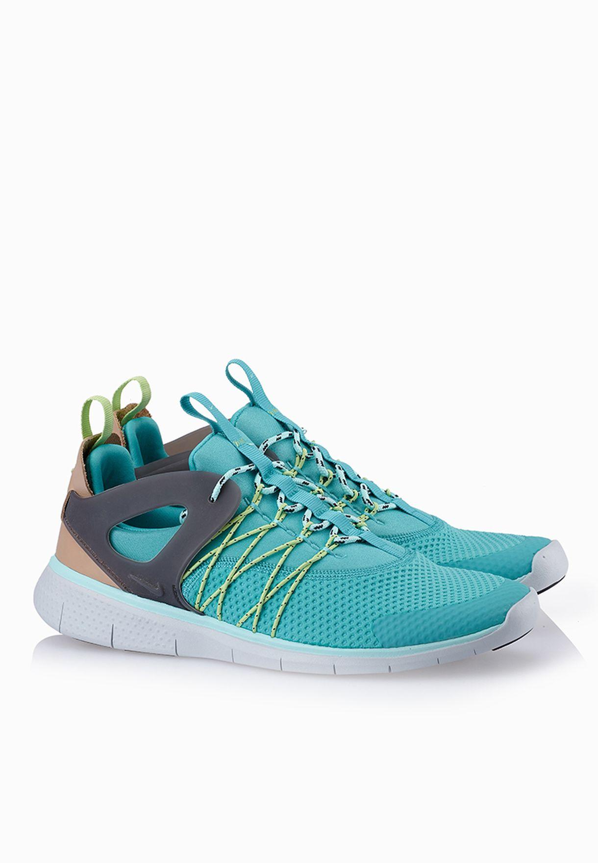 9edaa5865de7 Shop Nike green Free Viritous Sneakers 725060-400 for Women in Saudi ...