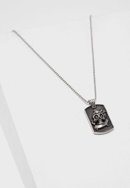 Skull Detail Necklace