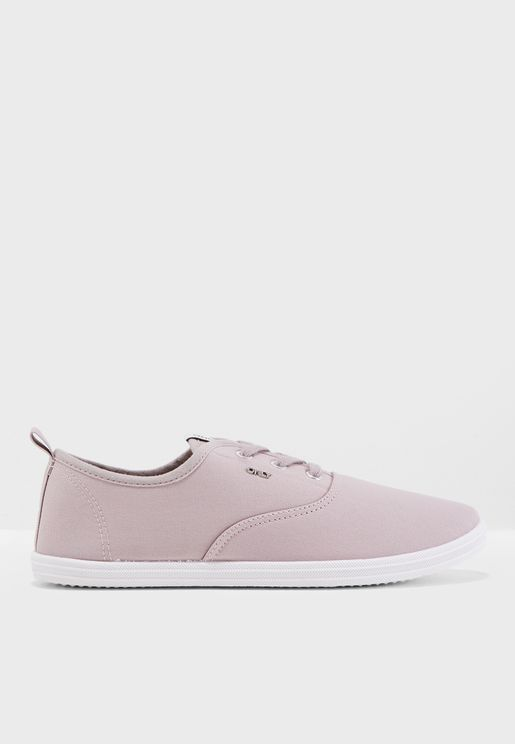 Seline Satin Low Top Sneaker