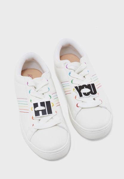 Hi You Shoelace Charms