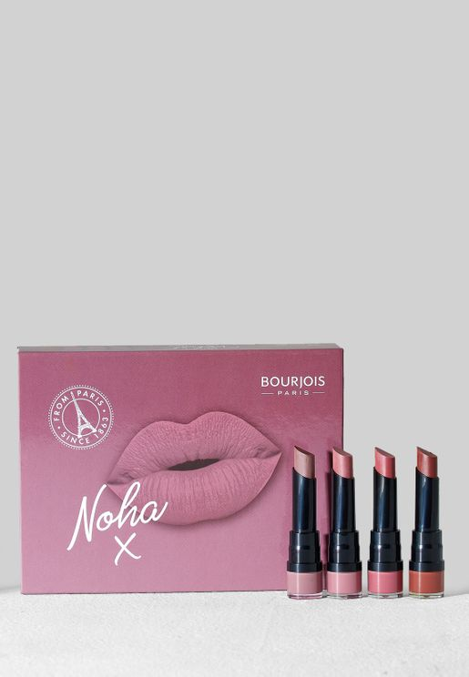 Noha Paris Calling Collection Set