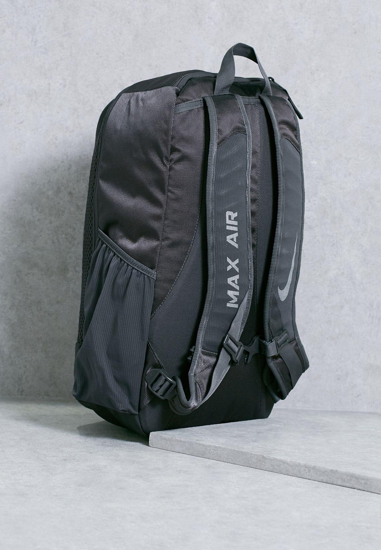 7df3430116 Shop Nike grey Vapor Speed Backpack BA5247-038 for Men in Saudi ...