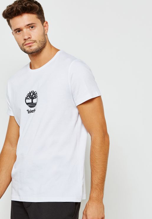 Small Tree Logo T-Shirt